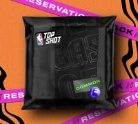 NBA Top Shot Unopened Base Pack Set Series 2 Release 33 NFT IN HAND READ!
