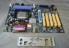 Aopen AK86-L 48.8AD11.014 Socket 754 placa base con CPU AMD Athlon 64 & Tarjeta Gr -
