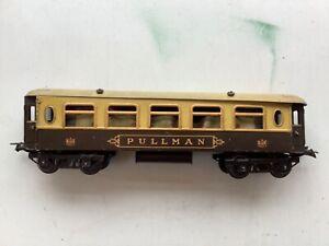 Hornby O Gauge No.2 Pullman Car