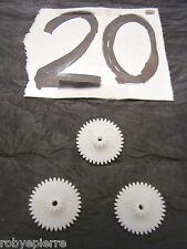 Ingranaggi ingranaggio pezzi di ricambio modellismo meccanismi in plastica N20