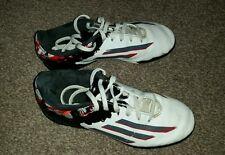 Adidas white Messi Adidas astro football boots UK 3