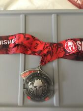 New 2020 Spartan Race Spartan Sprint Finishers Medal with Trifecta Wedge