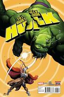 Totally Awesome Hulk Comic Issue 6 Modern Age First Print 2016 Pak Choi Crossley