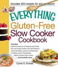 Gluten-Free Slow Cooker Cookbook : Includes Butternut Squash with Walnuts and...