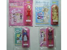 Hachette Partworks Complete Set Issues 1- 4 2007 Repros Of Vintage Sindy Dolls