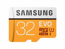 Samsung Evo 32GB micro SD SDHC Class 10 memory card upto 95MB/S with free Adp