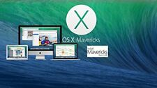Mac OS X Mavericks 10.9 on Bootable USB Flash Drive for Installation, Upgrade