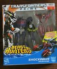 Transformers Prime Beast Hunters Shockwave Voyager Class