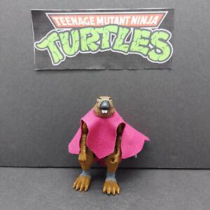 Playmates 1988 Teenage Mutant Ninja Turtles TMNT Splinter With Cape Cloak Robe