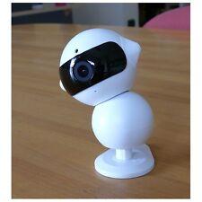 Telecamera VideoSorveglianza IP Wireless senza fili registratore DVR con app