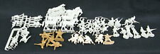 LOT OF 1/32 WATERLOO & BASEVICH SOLDIERS Mounted and Foot Figures
