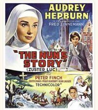 16mm film The Nun's Story 1959 Audrey Hepburn