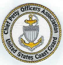 USCG Chief Petty Officers Association (US Coast Guard Patch)
