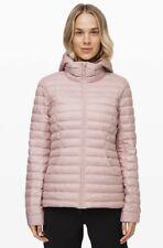 NWT Women's Lululemon Pack It Down Jacket Smoky Blush Size 2 MSRP $198 New