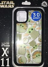 Disney Parks Star Wars Baby Yoda iPhone Xr/11 Case 3D Effect The Child