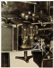RCA PHOTOPHONE Invention Cinema sonore Sound-on-Film J.W. WILLIES Photo 1929