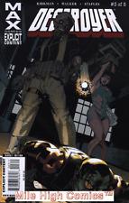DESTROYER (2009 Series)  (MARVEL MAX) #3 Very Fine Comics Book