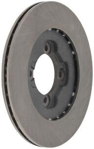 Disc Brake Rotor-C-TEK Standard Front Centric 121.45025
