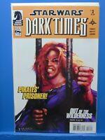 Star Wars Dark Times Out of the Wilderness #3 Dark Horse Comics CB8880