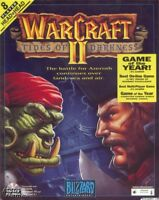 WARCRAFT 2 II TIDES OF DARKNESS +1Clk Macintosh Mac OSX Install