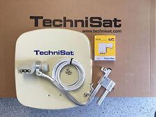 original TechniSat Digidish45 mit SCR - LNB (unicable) beige neu