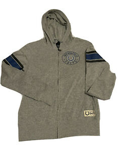 Indianapolis Colts NFL Juniors Collection Girls Full-Zip Hoodie Size Small 3-5