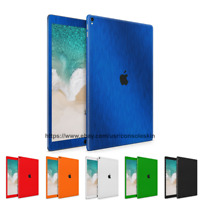 Carbon Fiber Brushed Skin for Apple iPad Mini Air Pro 9.7 10.5 12.9 iPad Pro 11