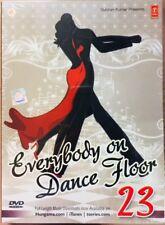 EVERYBODY ON DANCE FLOOR 23 DVD - NEW BOLLYWOOD SONGS MUSIC VIDEO DVD
