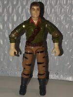 Hasbro GI Joe Duke Tiger Force ARAH Action Figure v2 1988 Stamped 82-83 Rare