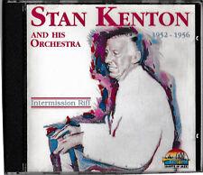 Stan Kenton and his orchestra-Intermission riff/1952-56 CD 53109