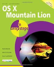 OS X Mountain Lion In Easy Steps-Nick Vandome