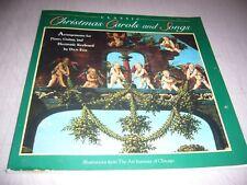 CLASSIC CHRISTMAS CAROLS & SONGS SHEET MUSIC SONGBOOK 96pgs