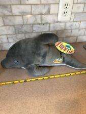 Vintage 1996 Applause Flipper Plush Flipper Dolphin