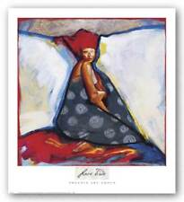 Lace Two Daniels Art Print 24x24