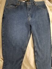Lee Relaxed Fit Straight Leg Jeans Men 40x34 Relaxed Fit. Pepperstone NEW
