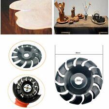 12-Zahn Holz schnitzen Scheibe Tool Fräser für Öffnung Blende Winkelschleifer