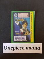 Dragon ball CARDDASS HONDAN JAPANESE Card PRISM 230 VEGETA special anime anniv30