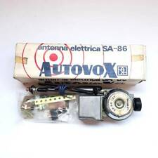 Alfa Romeo, Ferrari Power Antenna Autovox SA86 With Original Button-Italy-New