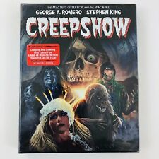 Creepshow 1982 Film (Blu-ray Disc, Scream Factory Collectors Edition) New Sealed