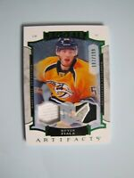 Kevin Fiala 2015-16 Upper Deck Artifacts Patch / Jersey Rookie Card # 173