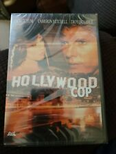 Hollywood Cop-1987 dvd- 2003 Troy donahue region free new sealed rare