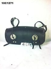 UNIVERSAL FORK BAG ALL MODEL ALL YEAR GENUINE LEATHER GOOD CONDITION  10C1271
