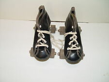 Vintage Roller Boots Child's Sz 11