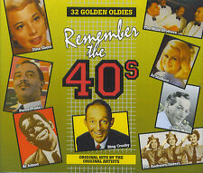Remember the 40's (2 CD)