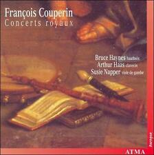 Couperin: Concerts royaux, New Music