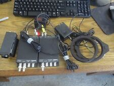 Sony Model: Xc-77 Ccd Video Camera with Gemini-4 Decoder and Encoder <