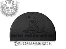 NDZ P2 Grip Plug for Glock GEN 1-3 26 27 33 39 ONLY Don't Tread on Me 2