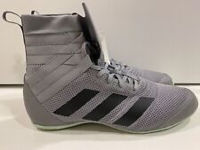 Adidas Speedex 18 Boxing shoes Gray Eg1033 Mens Sz 11