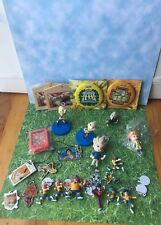 Anime Lot Soccer Inazuma Eleven Pins Key Chains Figures Japan Wholesale