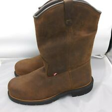 Red Wing 2272 Men's Size 13 EE H Slip On Waterproof Boots Made In The USA